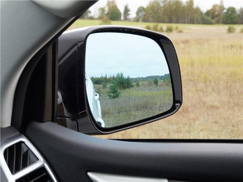 Haval H9 2014 боковое зеркало