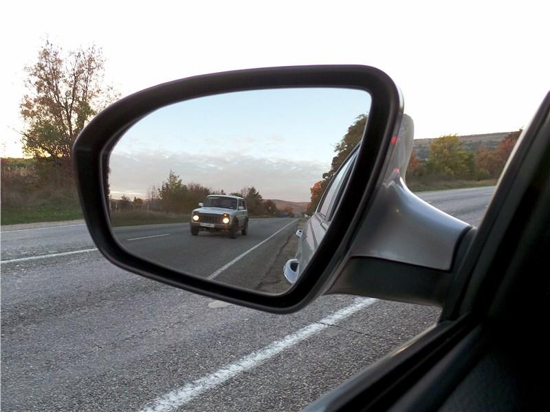 Lifan Solano 2016 боковое зеркало