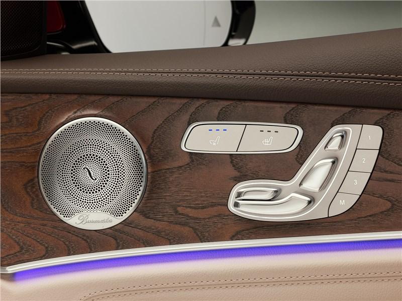 Mercedes-Benz E-Klasse All-Terrain 2017 пульт управления сиденьем