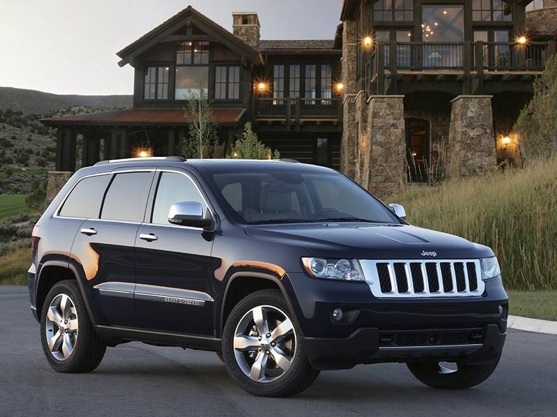 Отзыв автомобилей JEEP Grand Cherokee
