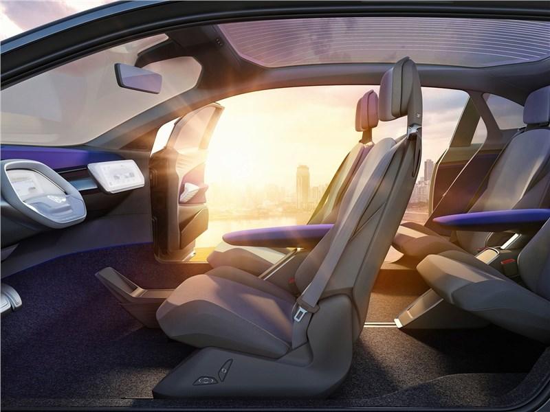 Volkswagen ID Crozz Concept 2017 передние кресла