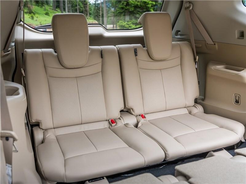 Nissan X-Trail 2018 пассажирские кресла