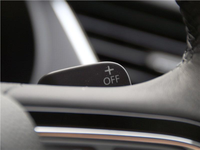 Skoda Octavia 2017 руль