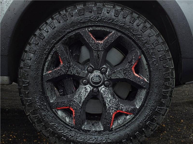 Land Rover Discovery 2017 колесо