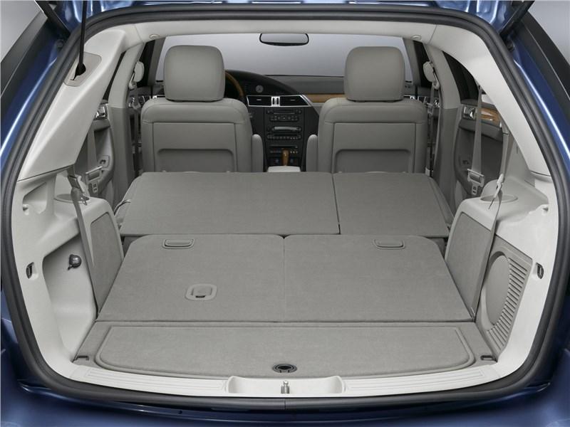 Chrysler Pacifica 2007 багажное отделение