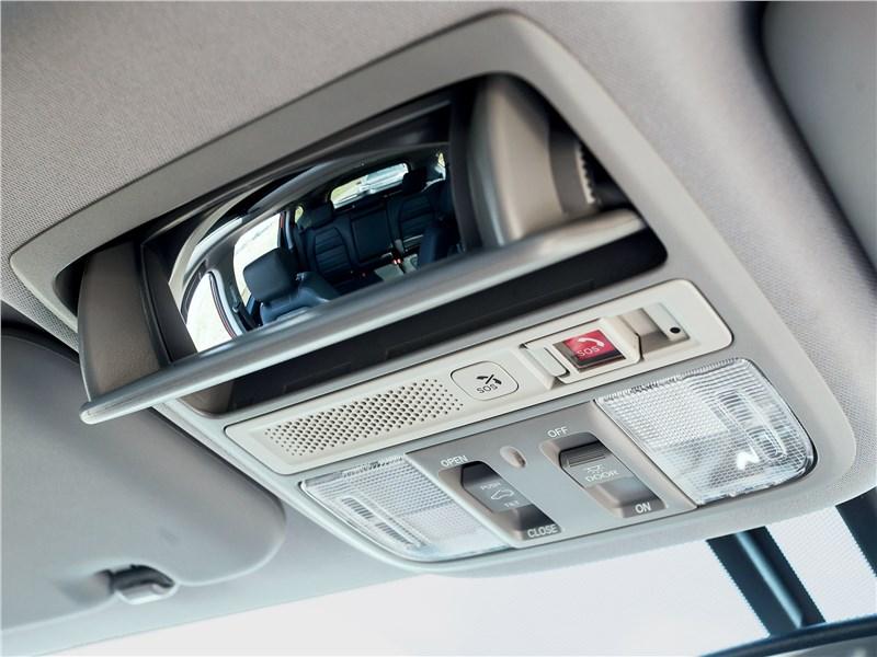Honda CR-V 2017 салонное зеркало