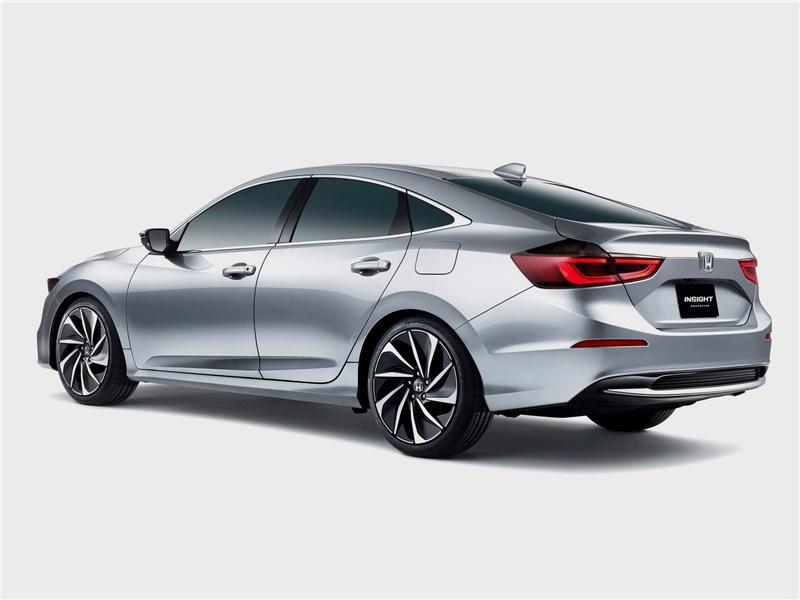 Honda Insight Concept 2018 вид сзади