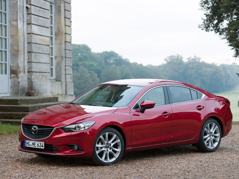 Sollers отгрузил дилерам первую партию Mazda 6
