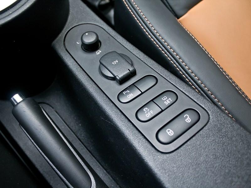 SEAT Leon FR 2012 регулировка зеркал