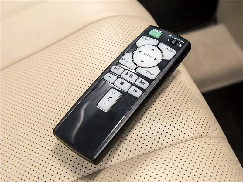 Nissan Murano 2015 пульт управления