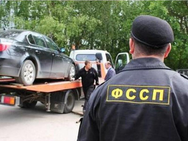 У должников отберут водительские права Фото Авто Коломна