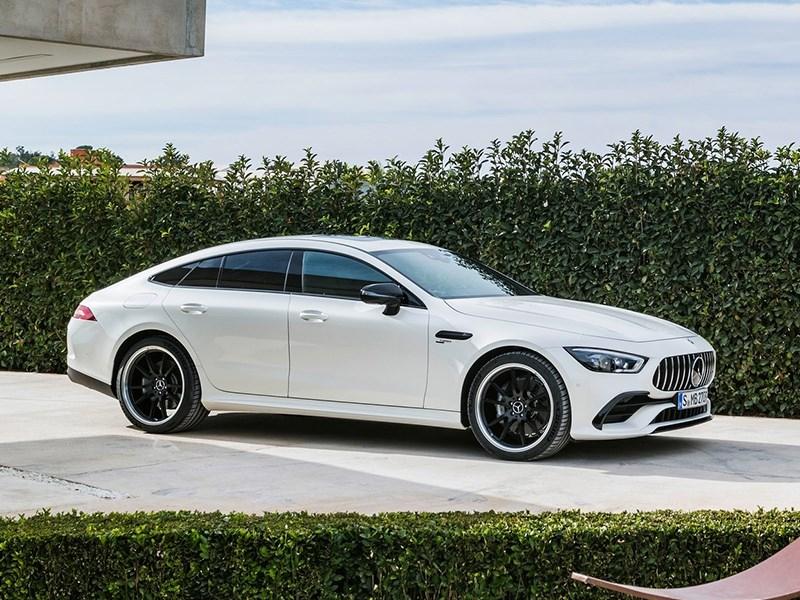 Mercedes Benz объявил цены на AMG GT Фото Авто Коломна