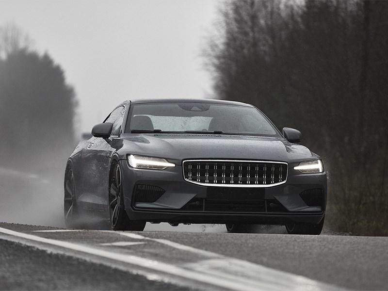 Polestar показали, как тестируют свои автомобили