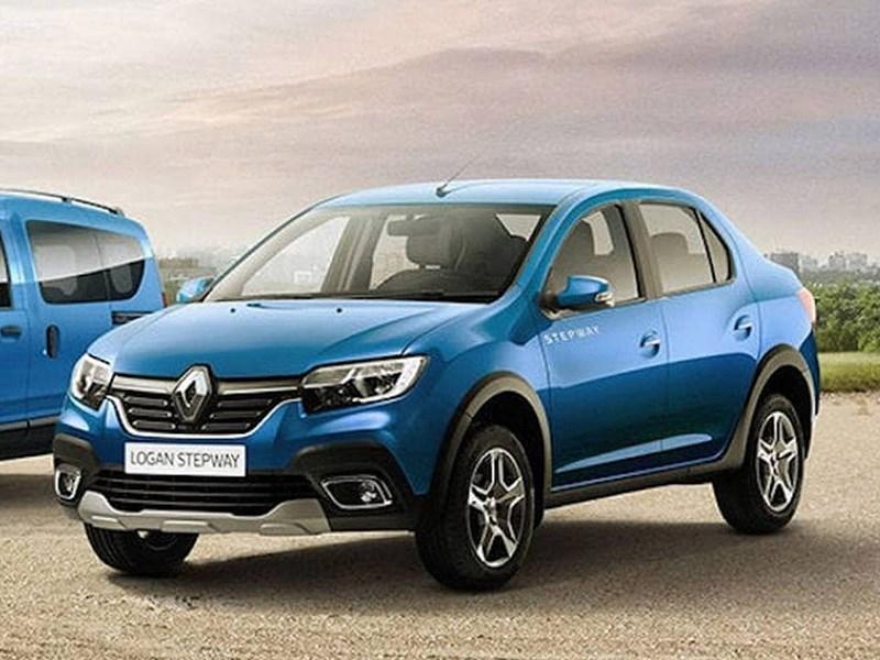 Начались продажи Renault Logan Stepway с вариатором