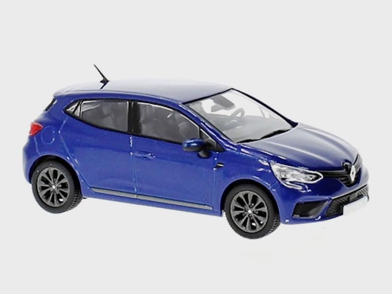 Игрушка пролила свет на новый Renault Clio