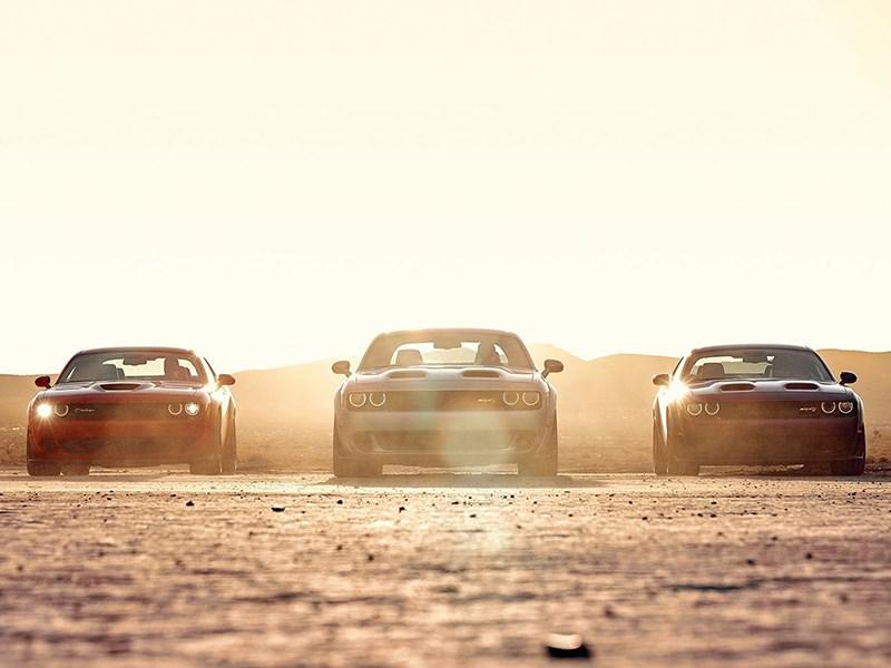 Dodge Challenger лишится двигателя V8 HEMI
