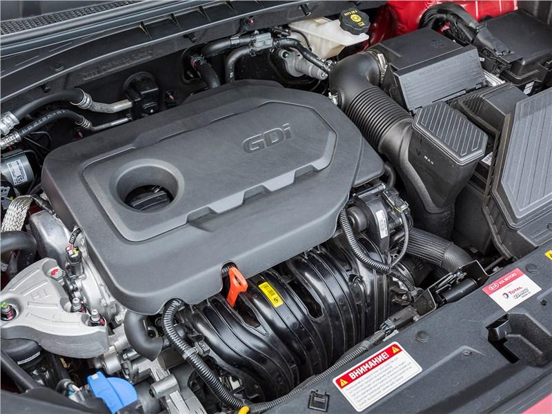 Kia Sportage GT Line 2019 двигатель