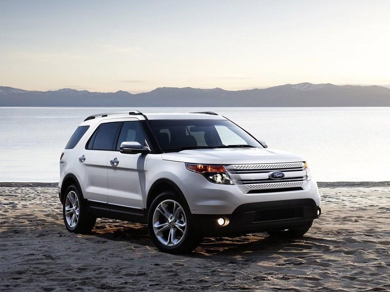 Владельцы Ford Explorer жалуются на выхлопные газы Фото Авто Коломна