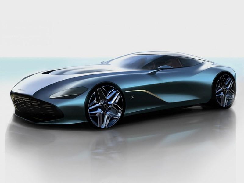 К 100 летию ателье Zagato Aston Martin подготовил комплект эксклюзивных купе Фото Авто Коломна