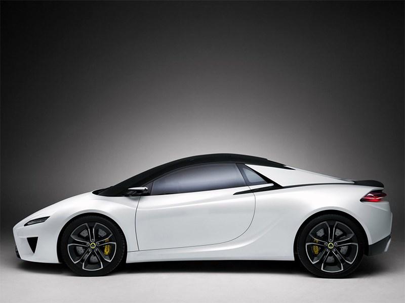 Электрический гиперкар Lotus дебютирует уже в следующем месяце