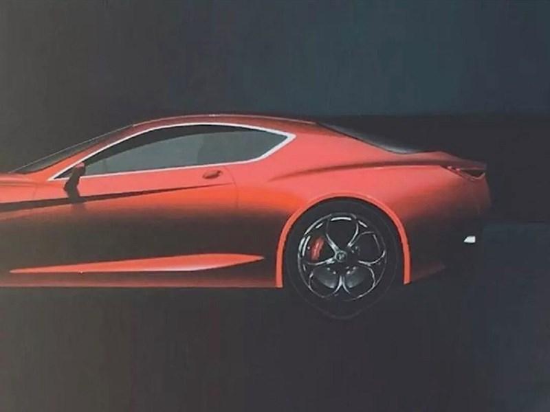 Представлены первые изображения Alfa Romeo GTV Фото Авто Коломна