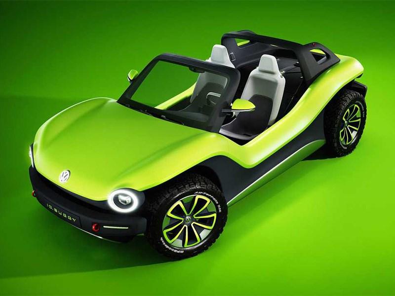 Электрический багги Volkswagen может быть выпущен ограниченным тиражом