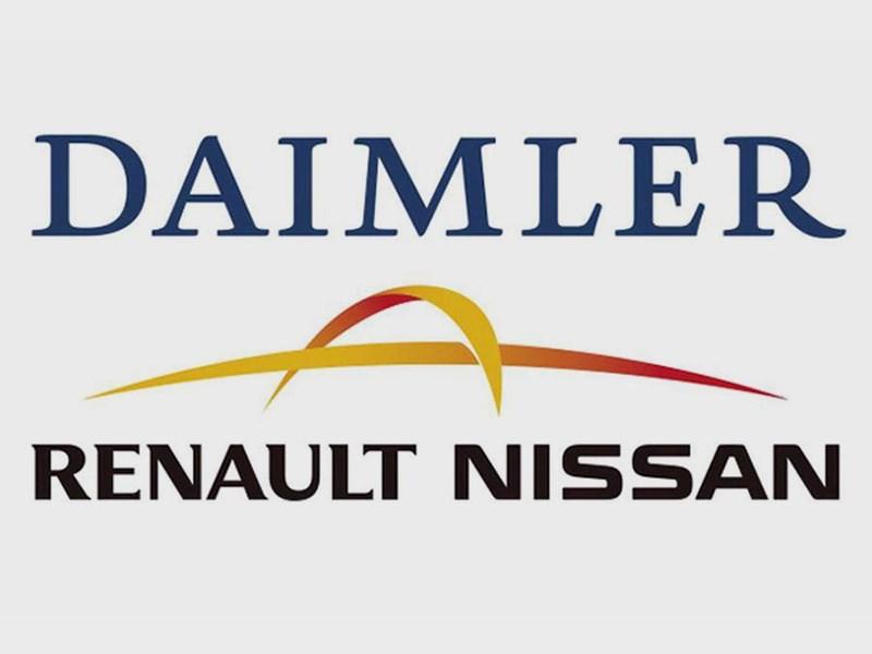 Daimler хочет положить конец партнерству с Renault Nissan Фото Авто Коломна