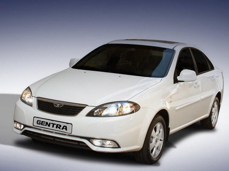UZ-Daewoo Gentra доступен для заказа