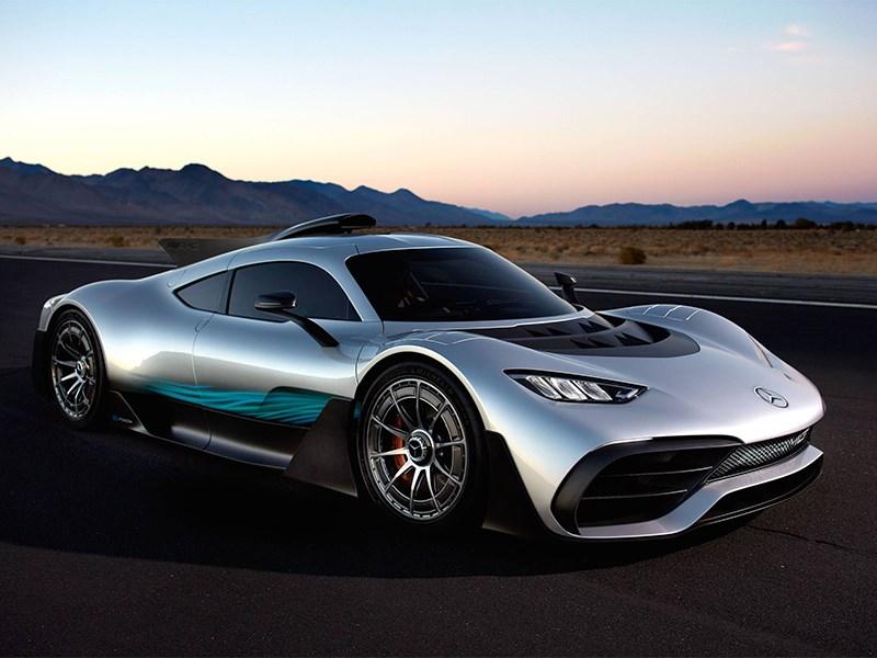 Mercedes AMG отложил серийный выпуск флагманского гиперкара One Фото Авто Коломна