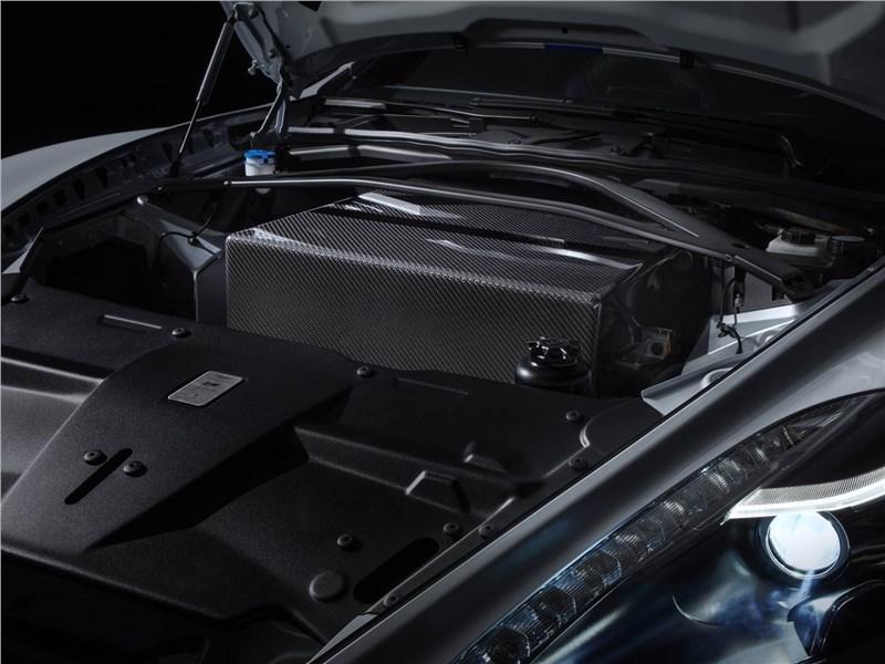 Aston Martin Rapide E 2020 двигатель