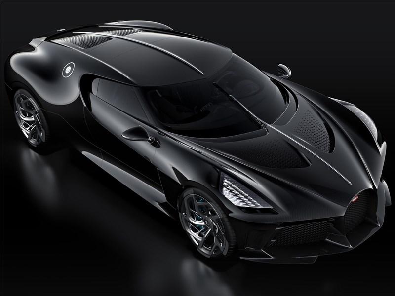 Bugatti La Voiture Noire может получить последователей