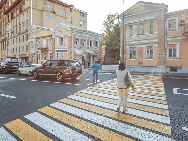 С июля в Москве станет больше «пешеходных» камер Фото Авто Коломна