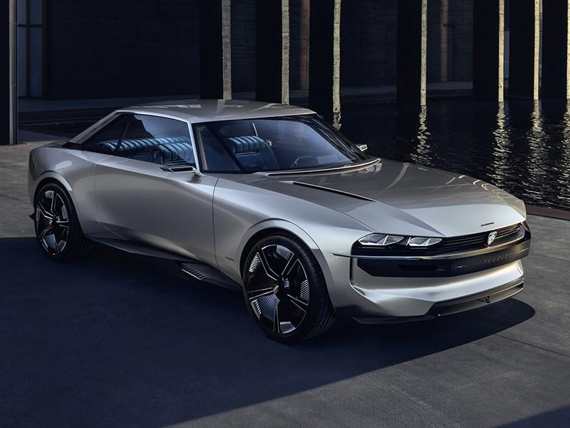 Peugeot пообещала выпустить ретрокупе, если об этом хорошо попросят Фото Авто Коломна