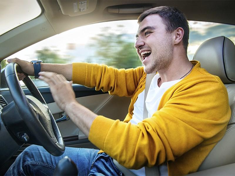 В России появится сервис оценки стиля вождения