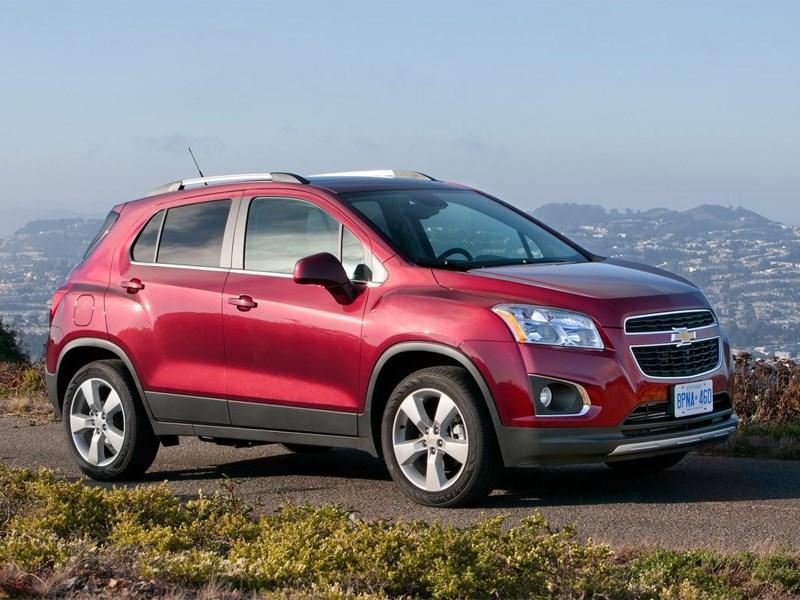 Chevrolet Trax присвоено пять звезд по результатам краш-тестов Euro NCAP