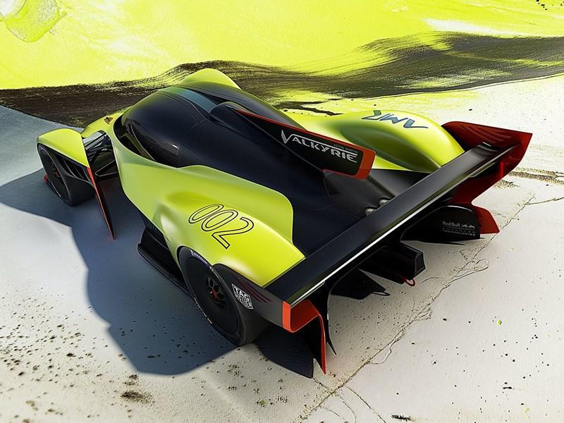 Aston Martin не ожидали шквального спроса на гиперкар Valkyrie Фото Авто Коломна