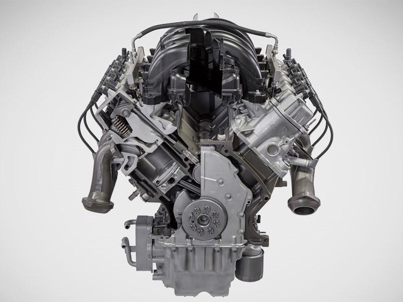Форд рассказал о новом двигателе для пикапов