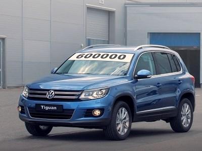 Калужский завод Volkswagen празднует двойной юбилей