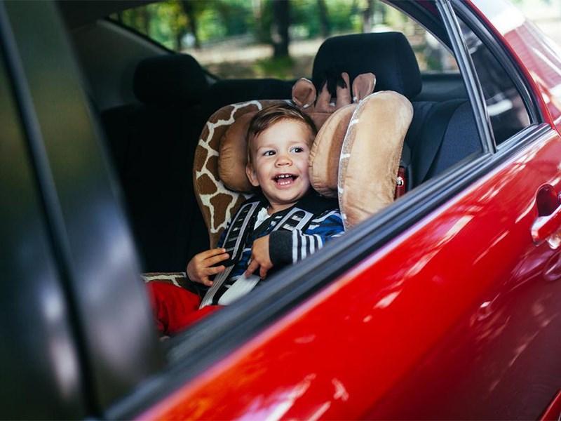 Автопроизводителей могут обязать устанавливать систему «обнаружения присутствия ребенка» Фото Авто Коломна