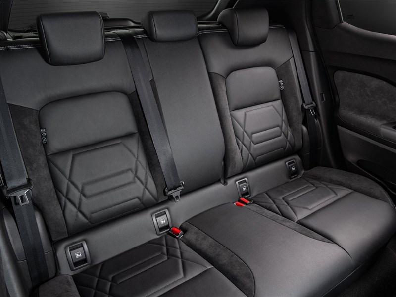 Nissan Juke 2020 задний диван