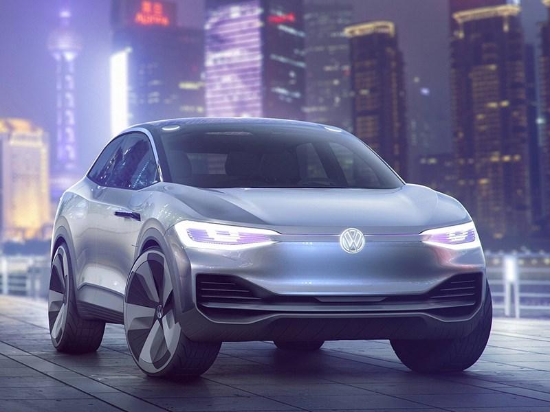 Названы сроки появления нового электрокроссовера Volkswagen