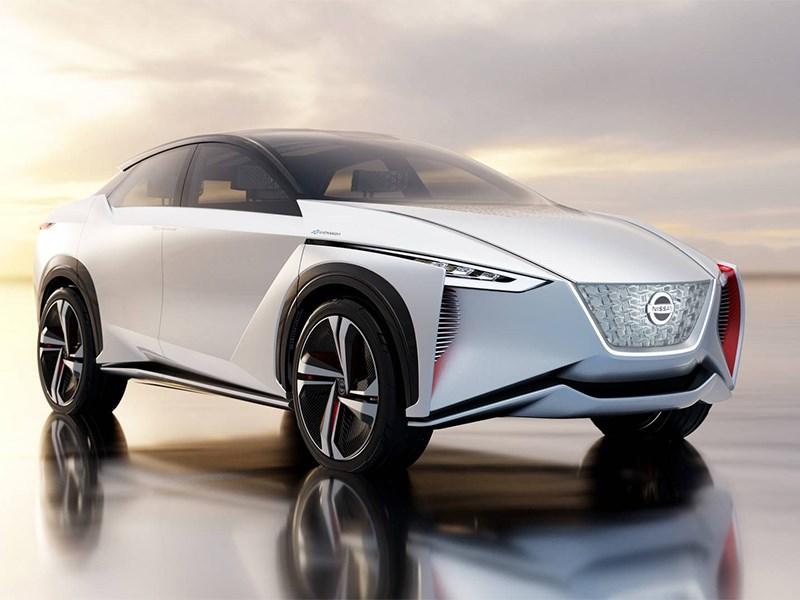 Серийный электрокар Nissan появится уже через два года