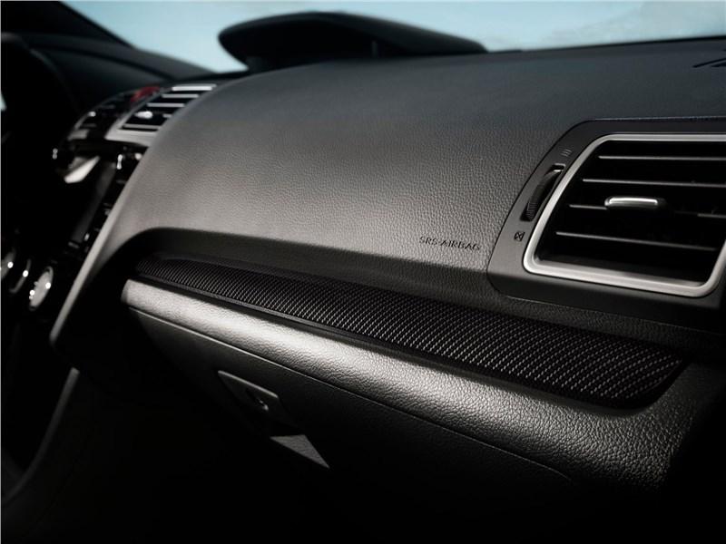 Subaru WRX 2018 подушка безопасности для пассажира