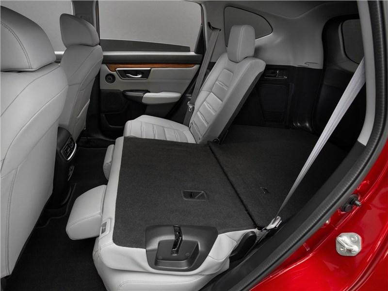 Honda CR-V 2020 задний диван