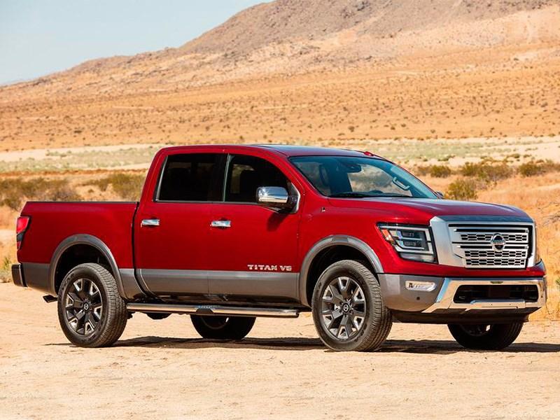 В Nissan обновили Titan
