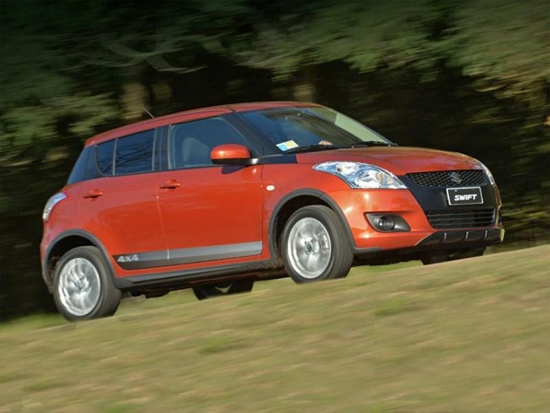 Suzuki привезет в Россию новую версию хэтчбека Swift