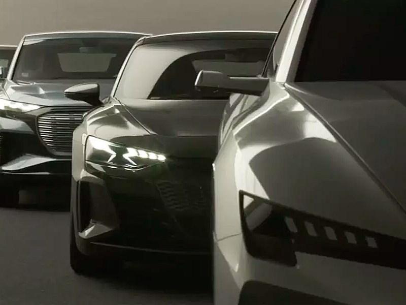 Новое купе от Audi. Ждем