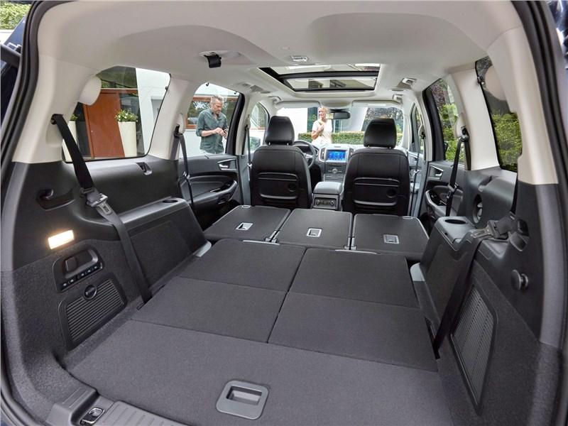 Ford Galaxy 2020 багажное отделение