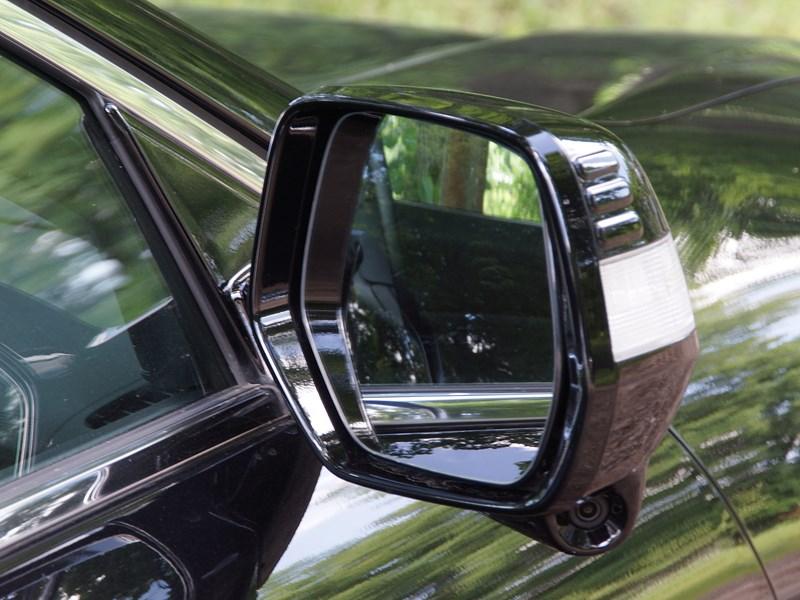 Honda Crosstour 2013 боковое зеркало