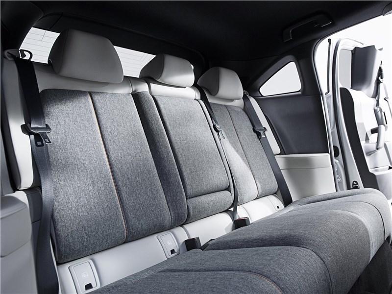Mazda MX-30 2021 задний диван
